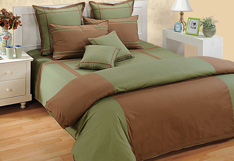 satin bed sheets india